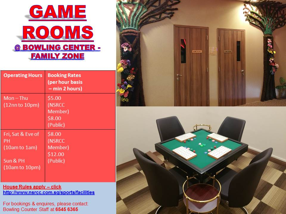 Nsrcc Function Room Rates