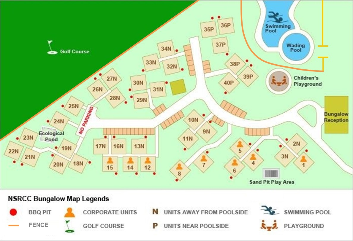 layout map nsrcc