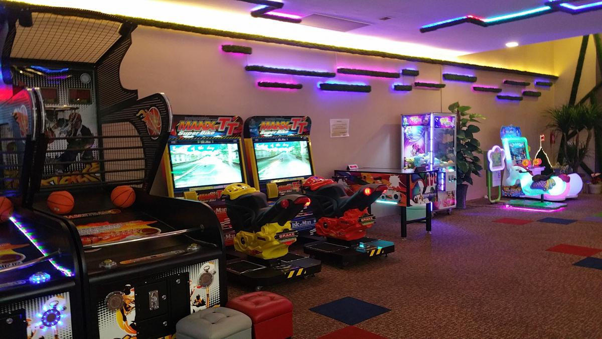 Arcade Games National Service Resort Amp Country Club